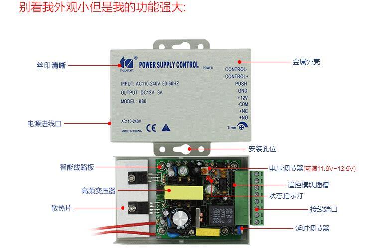 优点:电压范围宽从 100v-260v 都能正常使用,适合世界各个国的用 电